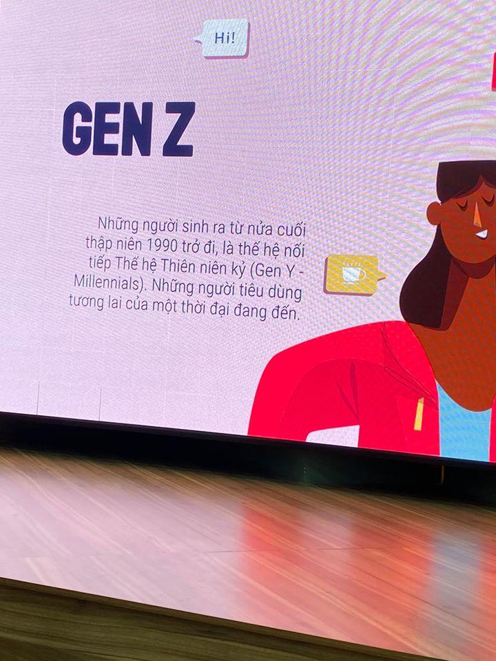 """Đọc vị thế hệ sống """"ảo"""" - Gen Z workshop"""