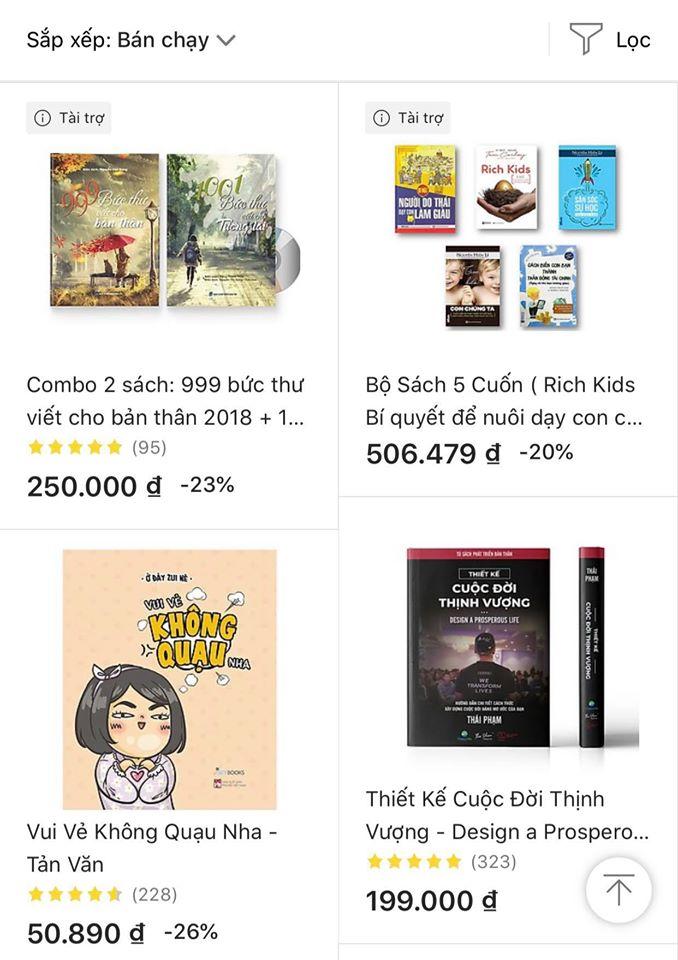 Để đây để ghi lại khoảnh khắc khi Thiết kế cuộc đời thịnh vượng đứng số #1 sách bán chạy nhất ở tiki trong mục sách Tiếng Việt!