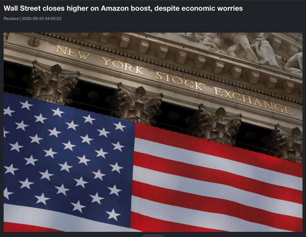 Điểm tin tài chính ngày 23/9/2020