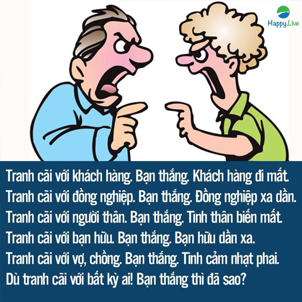 Ngừng tranh cãi