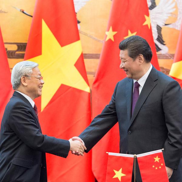 Việt Nam mượn nợ Trung Quốc bao nhiêu