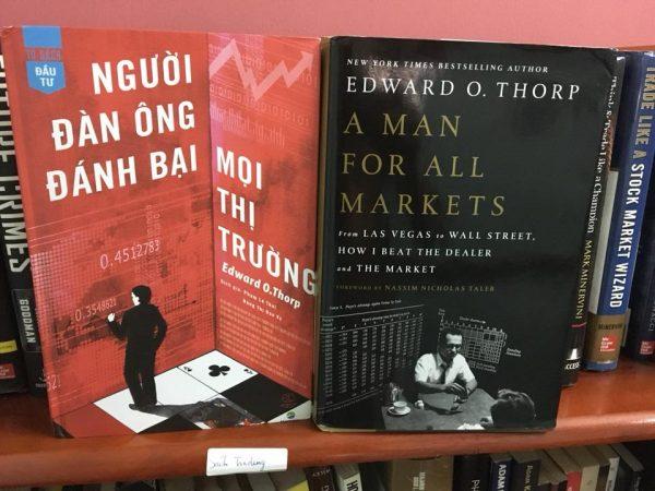 Người đàn ông đánh bại mọi thị trường sách gốc và sách Happy Live xuất bản