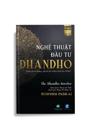 Sách Nghệ thuật đầu tư Dhandho