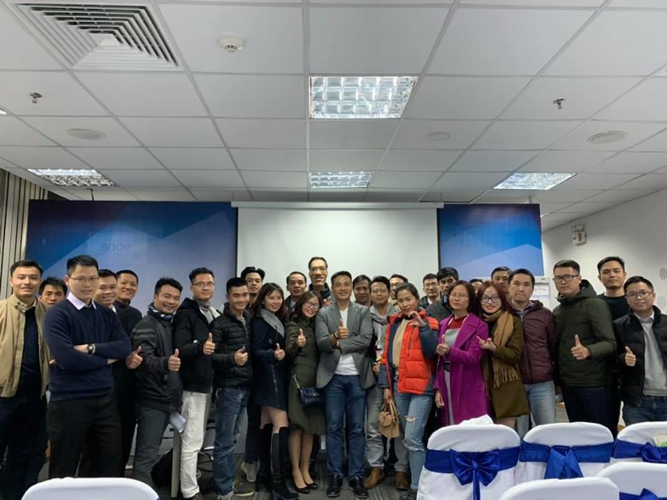 meet up Hà Nội