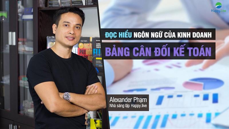 Đọc hiểu ngôn ngữ của kinh doanh (P2): Bảng cân đối kế toán
