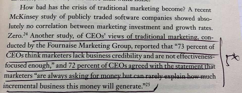 Các CEOs thế giới nghĩ gì về marketers