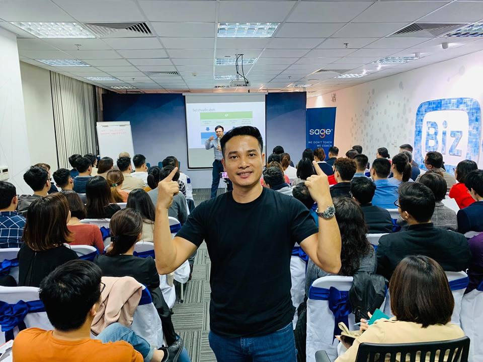Khuấn huấn luyện cá nhân hóa marketing