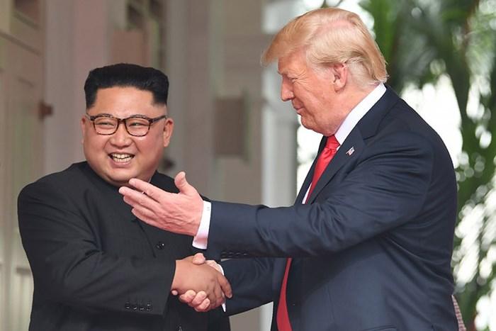 Donald Trump nhận Nobel Hòa bình