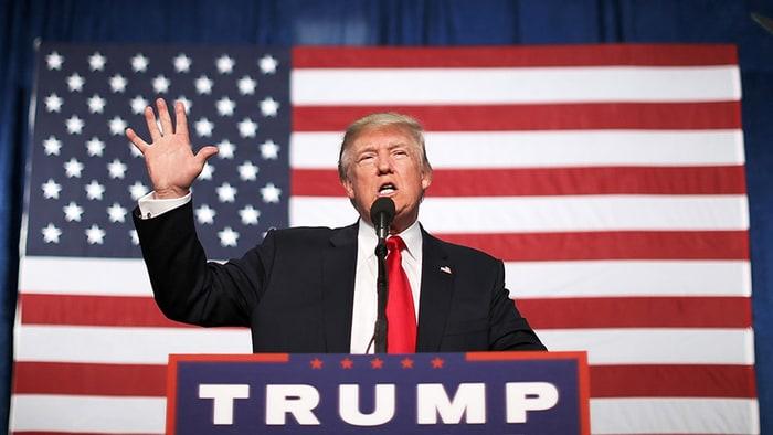 Bài phát biểu Doanld Trump
