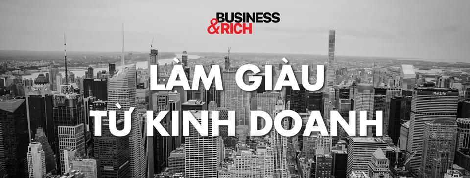 làm giàu từ kinh doanh