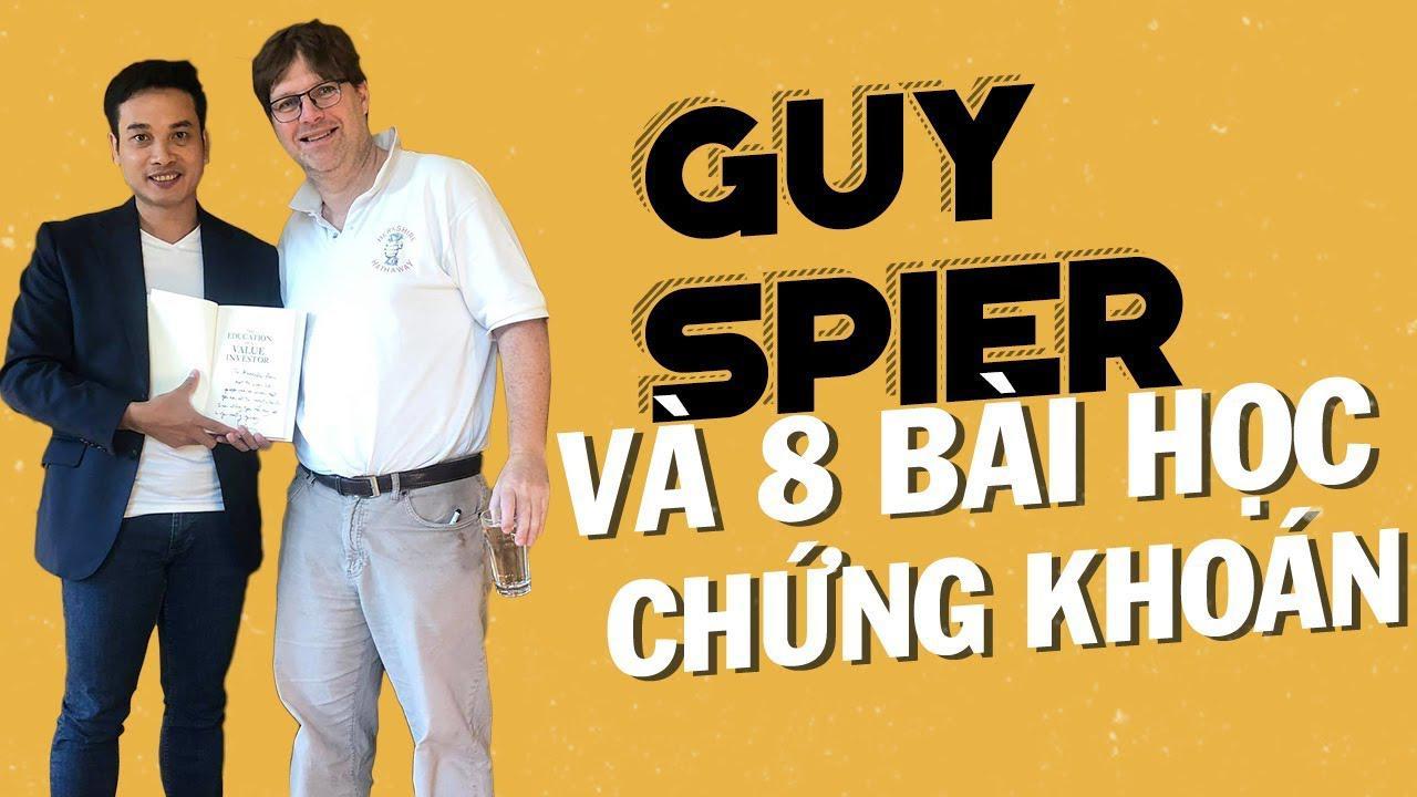 8 bài học đầu tư chứng khoán thành công từ Guy Spier