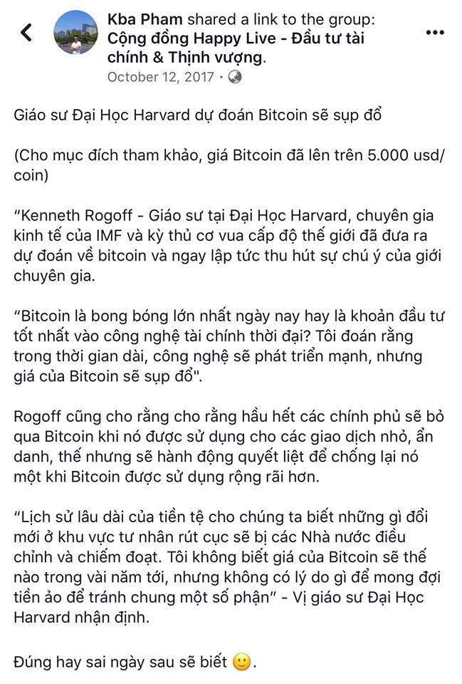 nhận định bitcoin