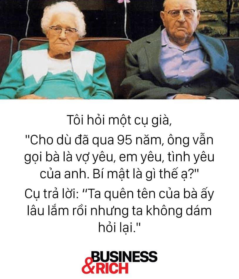câu chuyện tuổi già