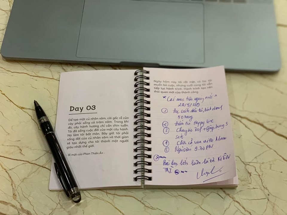 ngày 3 66 ngày thử thách
