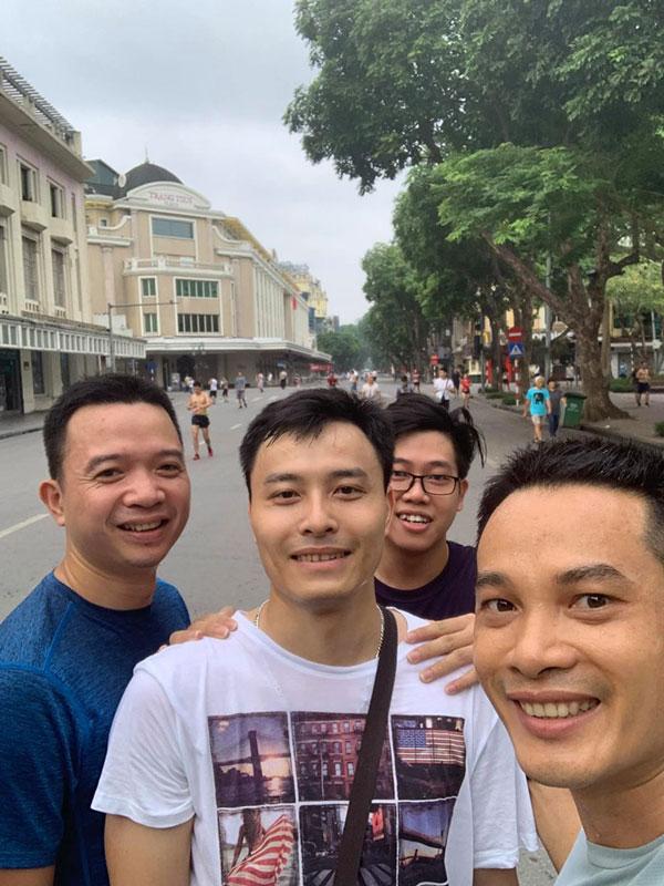 Học viên Kungfu chứng khoán Hà Nội