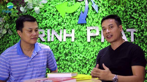Review cuốn SÁCH Ichimoku ĐẦU TIÊN của Việt Nam cùng anh Trịnh Phát