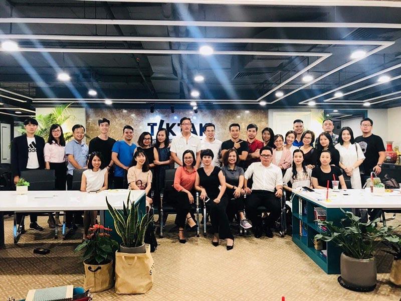 Co-working SPACE xịn Số 1 Việt Nam!?