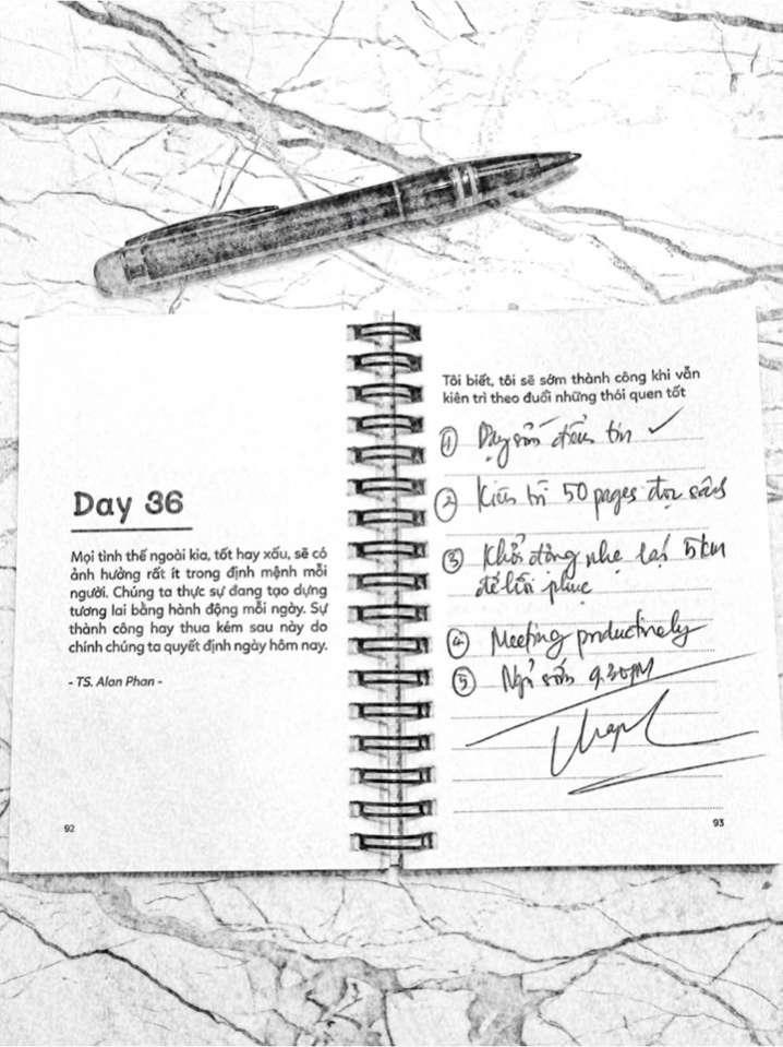 CHÀO NGÀY B36/66 ngày thử thách!