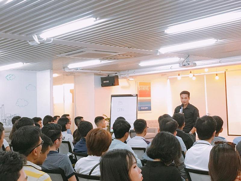 Meet up Làm giàu từ kinh doanh TP.HCM