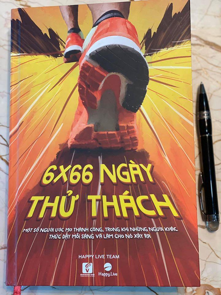 Check in ngày D34/6x66ngaythuthach- 232 ngày liên tiếp