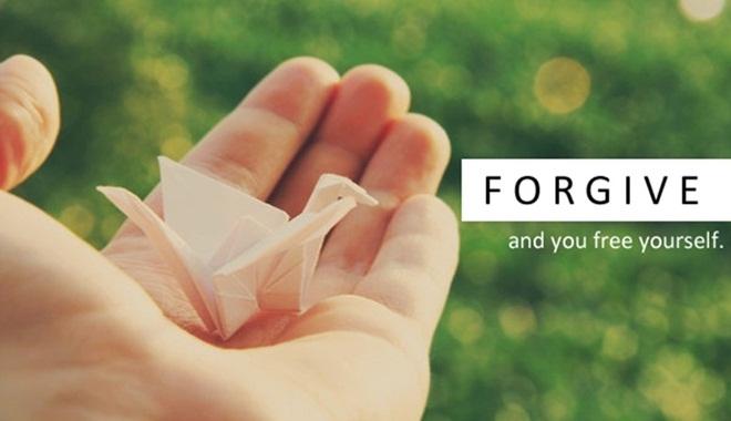 tha thứ cho bản thân