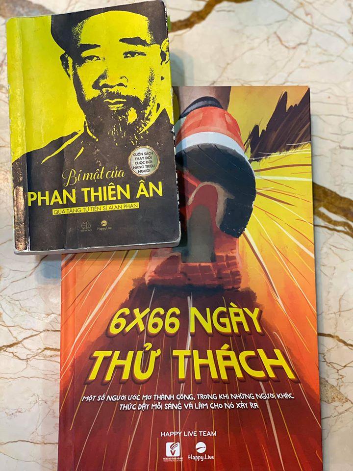 Check in E2/6x66ngaythuthach - Vòng 5 (266 Ngày Thử Thách).