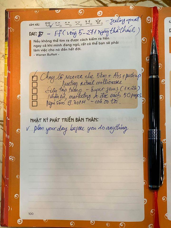 Check in e7 - 6x66 ngày thử thách