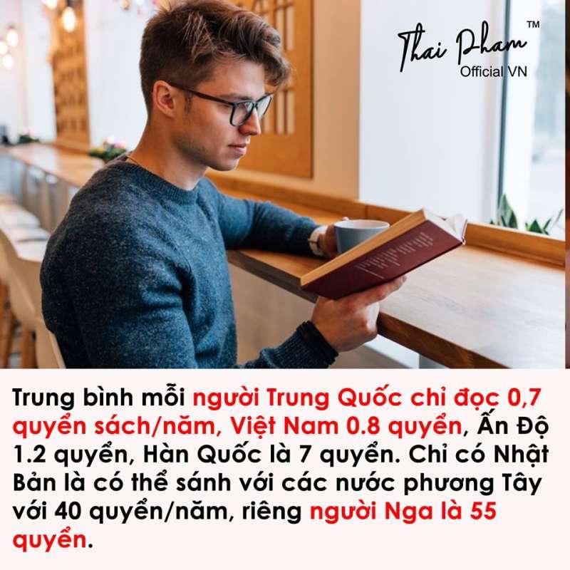 Một dân tộc không đọc sách là một dân tộc không có hy vọng.