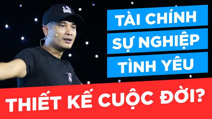 Trò chuyện cùng Thái Phạm trên VOH TPHCM: Tài chính, sự nghiệp & Tình yêu? Thiết kế cuộc đời