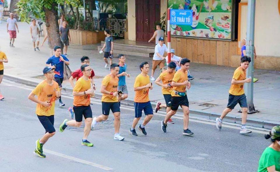 Cuộc đời là cuộc đua Marathon không phải là một đua nước rút.
