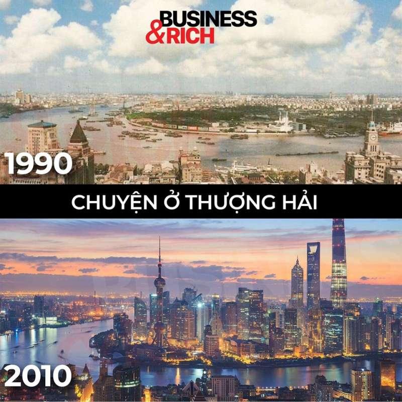 Một bức hình truyền cảm hứng cho Khu Đông của Sài Gòn!