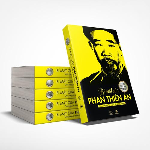 05 cuốn Bí mật của Phan Thiên Ân