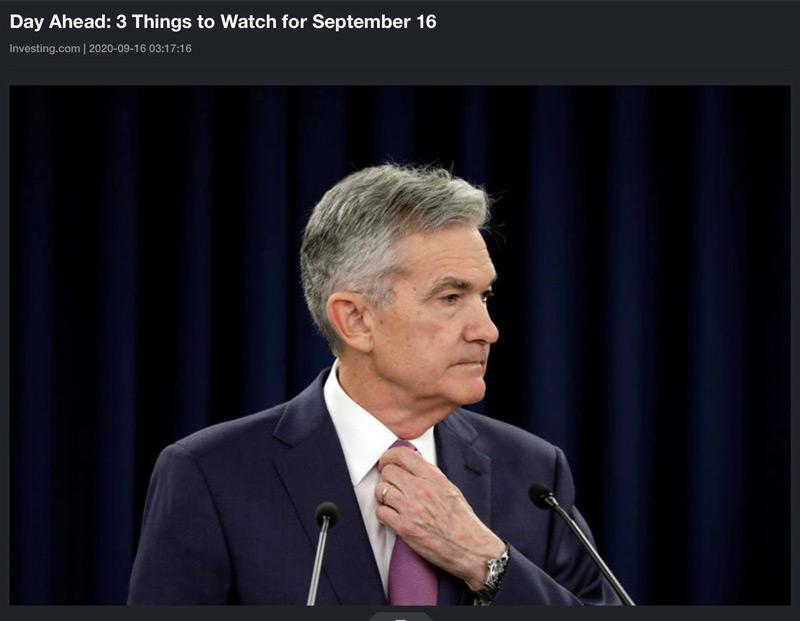 Điểm tin tài chính ngày 16/9/2020