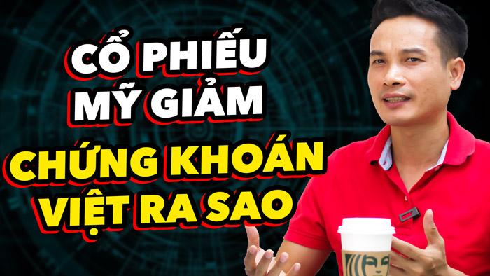Các cổ phiếu công nghệ Mỹ GIẢM MẠNH thị trường chứng khoán Việt Nam sẽ ra sao? Cập nhật về Vàng