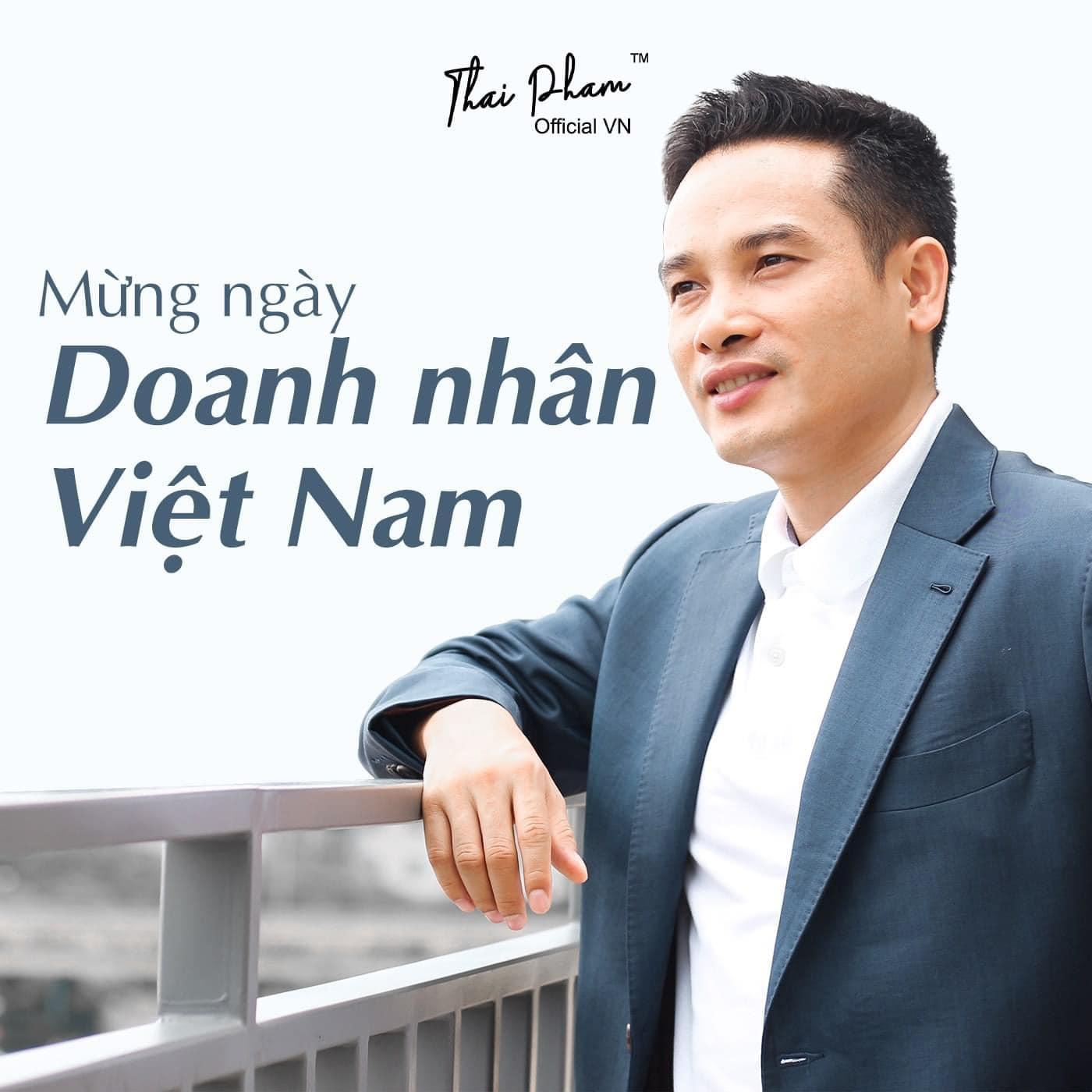 Mừng ngày doanh nhân Việt Nam