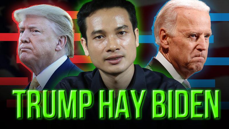Ông Trump? Ông Biden? Tổng Thống Mỹ là ai? Tác động gói kích thích kinh tế số 2