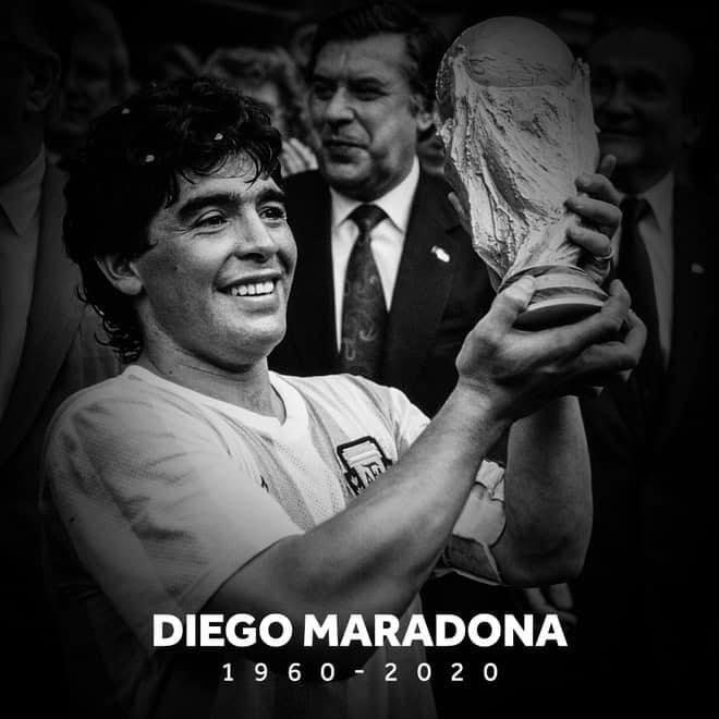 A legend! RIP!