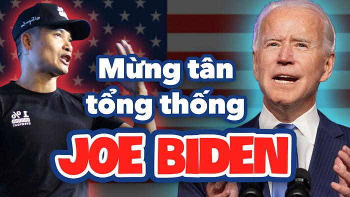 Chúc mừng tân tổng thống Mỹ: Joe Biden! Điều gì sẽ xảy ra với vàng, chứng khoán, bất động sản?