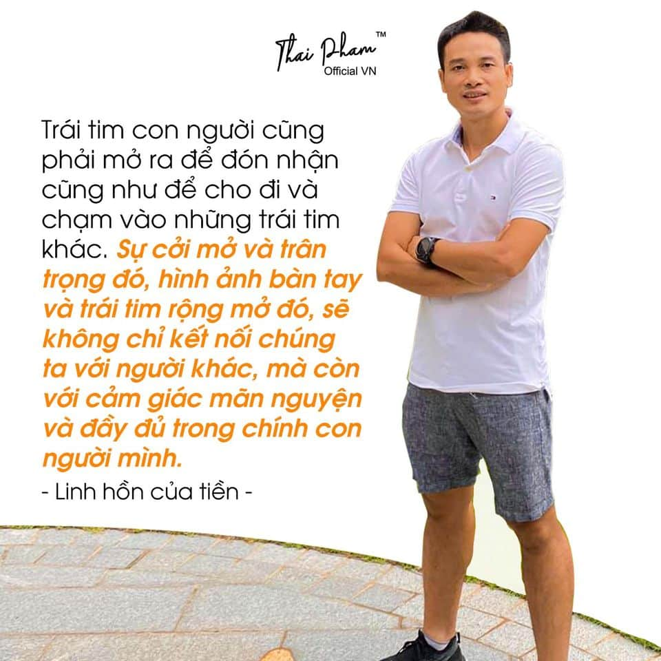 """TRÍCH TỪ SÁCH """"LINH HÔN CỦA TIỀN"""" DO HAPPY LIVE PHÁT HÀNH"""