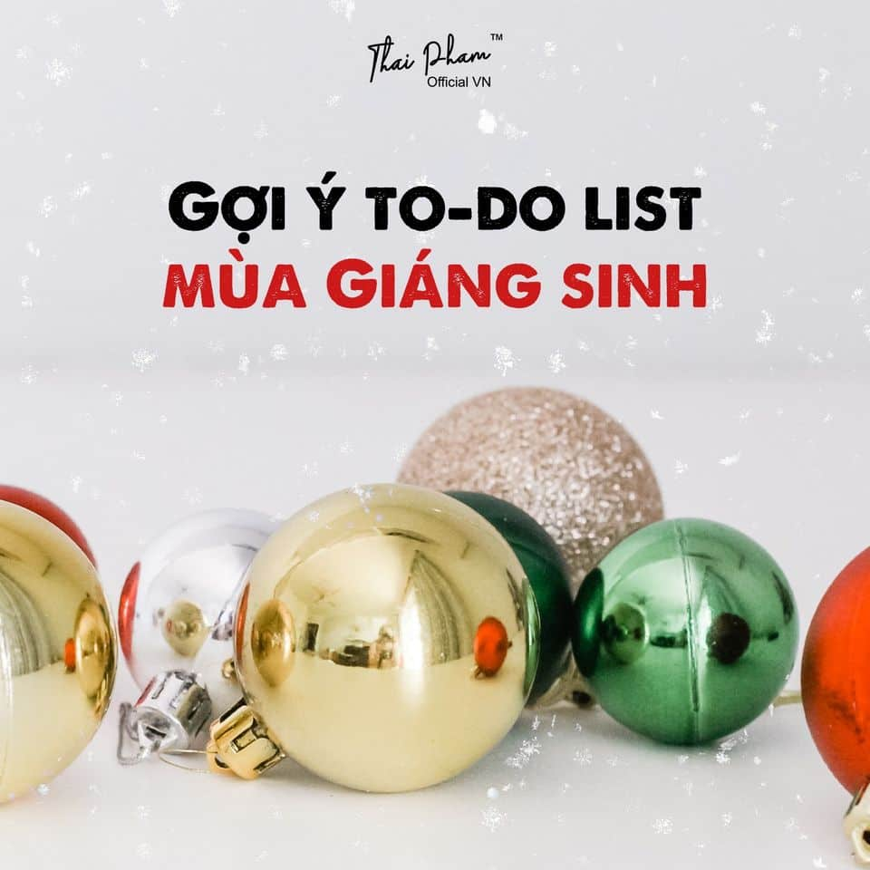 Giáng sinh năm nay bạn hữu dự định làm gì?