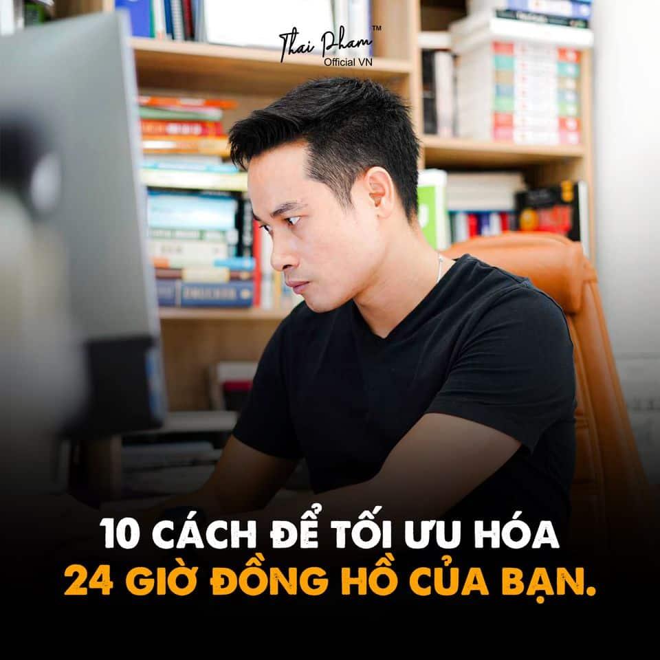 10 Cách để tối ưu hóa 24 giờ của bạn