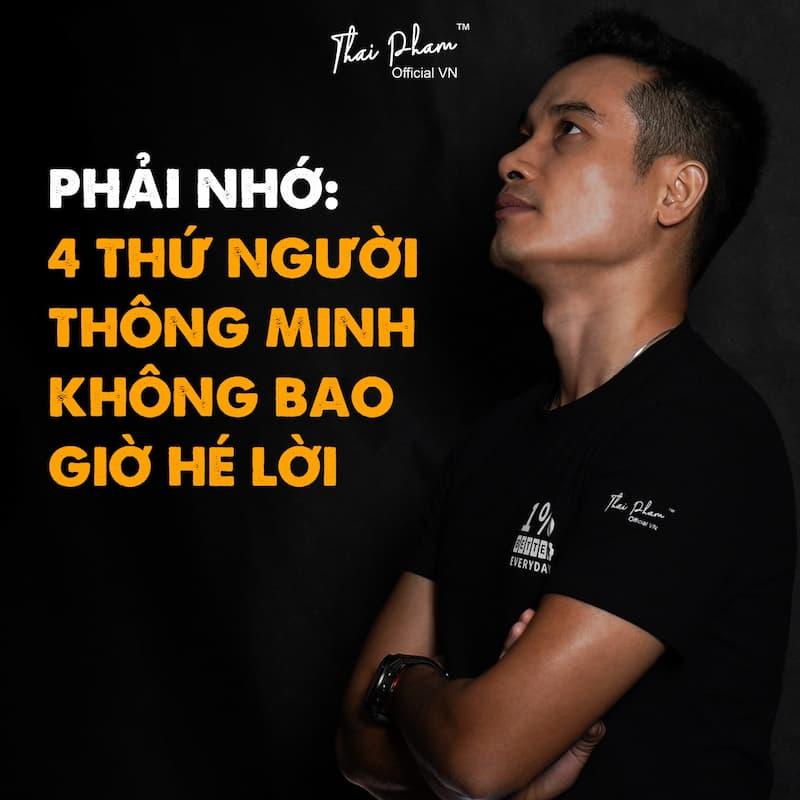 4 THỨ NGƯỜI THÔNG MINH KHÔNG BAO GIỜ HÉ LỜI
