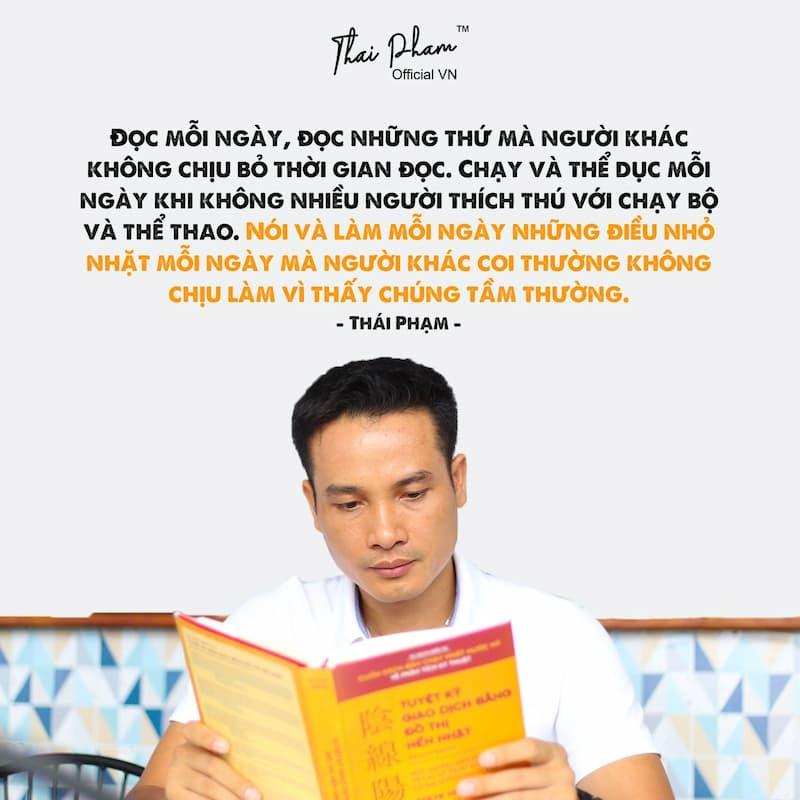 hãy đọc mỗi ngày, đọc những thứ mà người khác không đọc