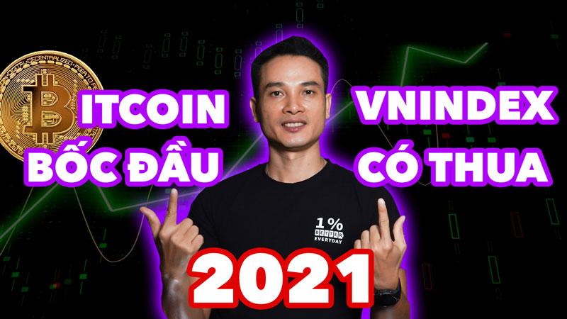 Mở bát tuần đầu tiên giao dịch năm 2021, Bitcoin lên gần 24.000 đô la có hiệu ứng tới TTCK Việt Nam vượt hơn 1.100 điểm?