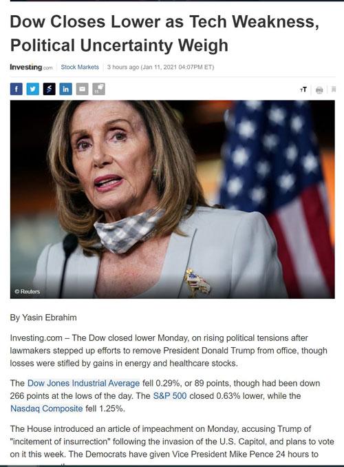 Điểm tin tài chính ngày 12/1/2020