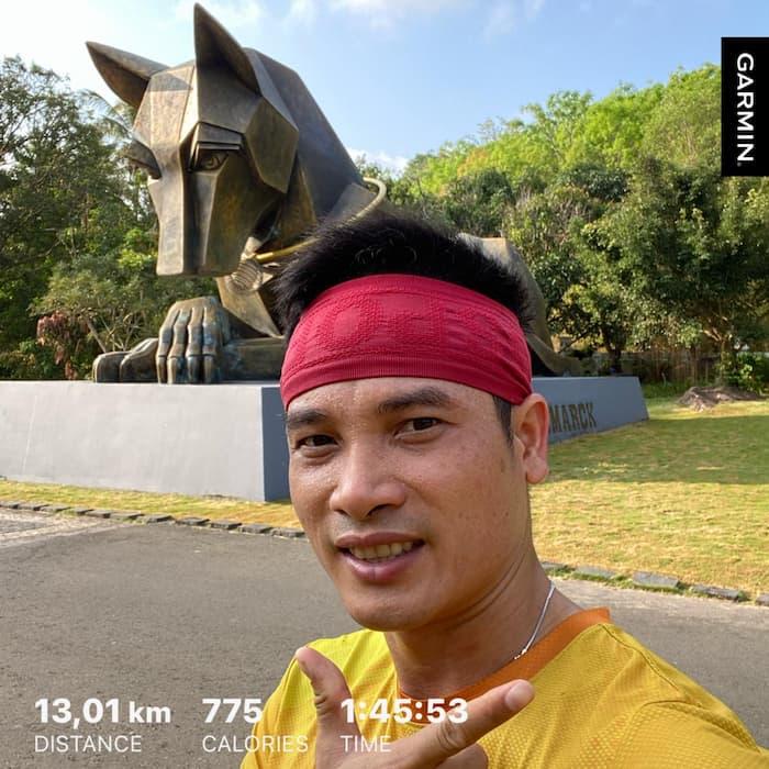 chạy bộ cuối tuần