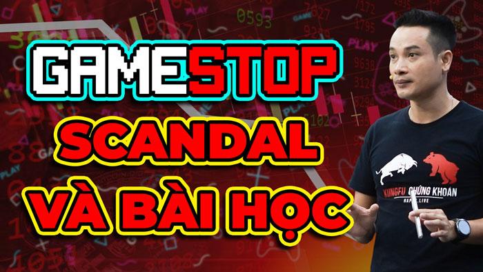 Game Stop ($GME) scandal và bài học cho nhà đầu tư Việt Nam