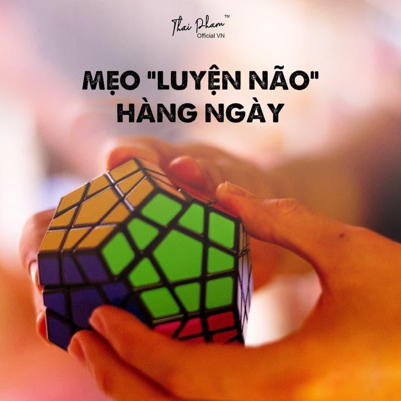 """MẸO """"LUYỆN NÃO"""" HÀNG NGÀY TĂNG TRÍ THÔNG MINH!"""