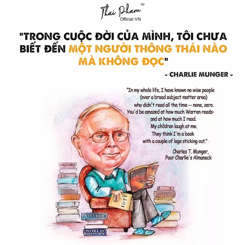 Không một nhà thông thái nào mà không đọc sách hết cả