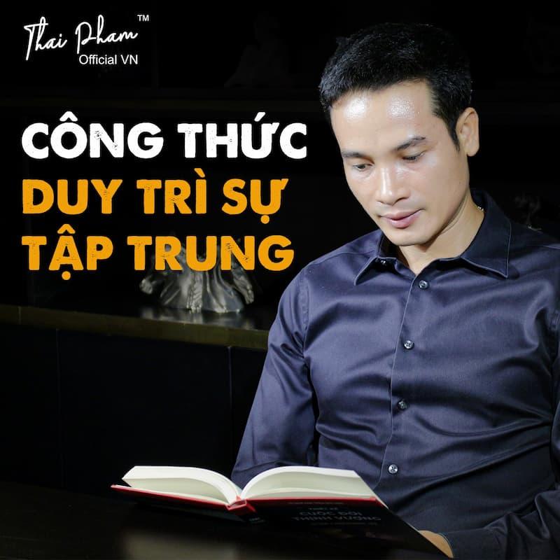 CÔNG THỨC DUY TRÌ SỰ TẬP TRUNG